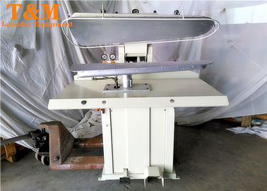 China Pony 47 Automatic Steam Press , Hotel Household Durable Commercial Shirt Press Machine supplier