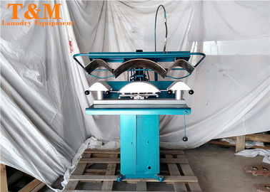China Low Heat Loss Commercial Laundry Press Machine For Collar Cuff Yoke Japan supplier