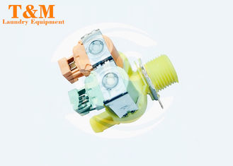 China Durable Commercial Washer Parts 2 Way Water Valve 110V Wascomat For Hotel supplier