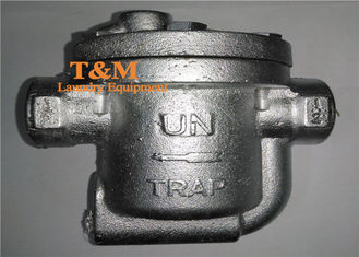 China Trap Valve Commercial Laundry Spare Parts For Finishing Epuipment 3/4 Inch supplier