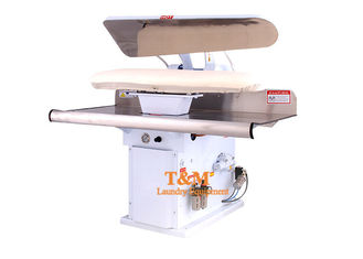 China Stainless Steel Garment Pressing Machine Laundry Machine Finishing Equipment supplier