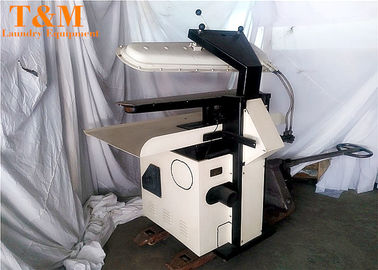 "China Air Operated Used Laundry Press 47"" Pony With Stainess Steel Head 5 Bar Steam Pressure supplier"