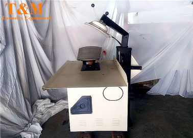 "China 47"" Pony Used Steam Press Air Operated With Stainess Steel Head Net Weight 380 Kg supplier"