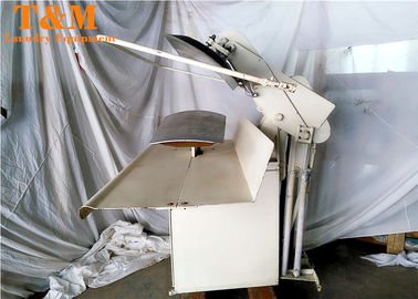 China Laundry Shop A53VL Clothes Press Machine , Air Operated Used Ironing Press supplier