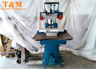 China Dry Clean Manual Press Machine For Skirts Maunal Type With Upper Lower Head factory