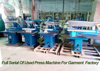 China Sleever Finsihing Used Steam Press Heavy Duty Simple Operation With Manual Control factory