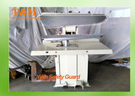 China Pony Industrial Steam Press Machine , Safety Guard 47 Inch Laundry Iron Press factory