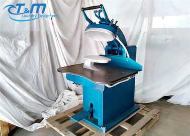 Mushroom Garment Pressing Equipment , Steam Heat Commercial Garment Press