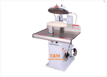 China Easy Operated Mushroom Press Machine Ironing 19 Inch Buck Size Heavy Duty factory