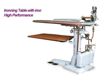 Ironning Table Garment Pressing Machine Steam Board For Finishing Small Pieces