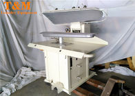 Commercial Used industrial laundry press Air operated Strong Resistance For Cotton