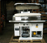 Self Contained Body Dry Press Machine , Shirts Bossom Utility Press Machine