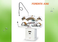 Forenta Used Laundry Press A392 Collar And Cuff Press With Steam Heating