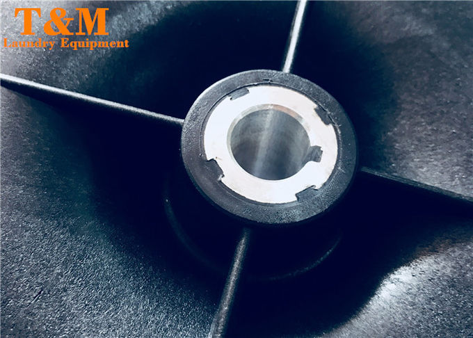 Aluminum Blower Fan Huebsch Dry Cleaners Equipment Parts , Unimac Speed Queen Tumble Dryer Parts